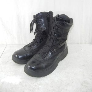 Rocky Boots Ford Hood Waterproof Steel Toe Men 8